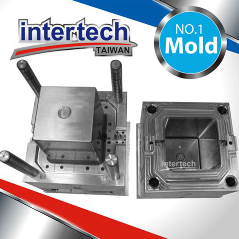 supplier for Plastic container mold