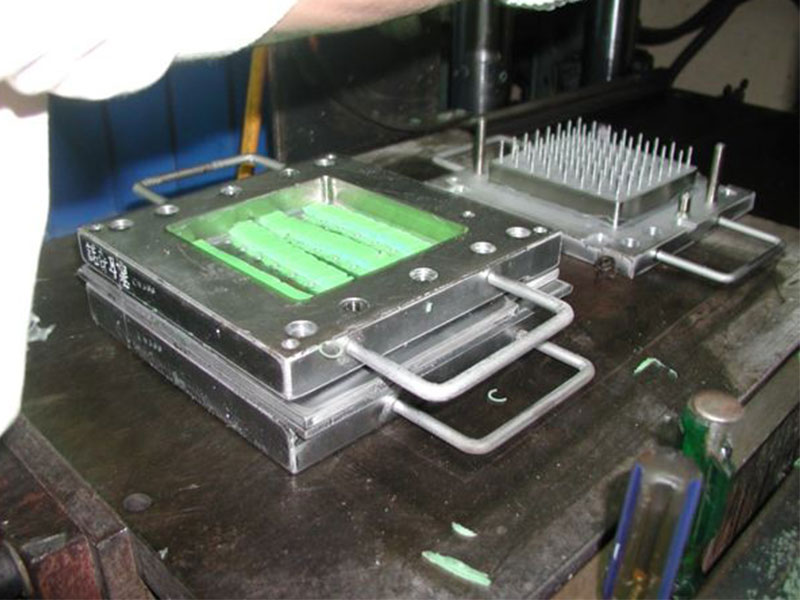 Intertech Article Silicone compression molding service information