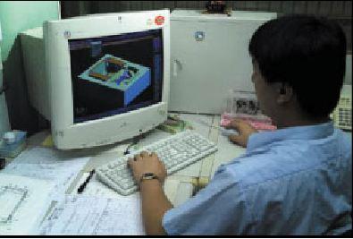 2D-3D design center