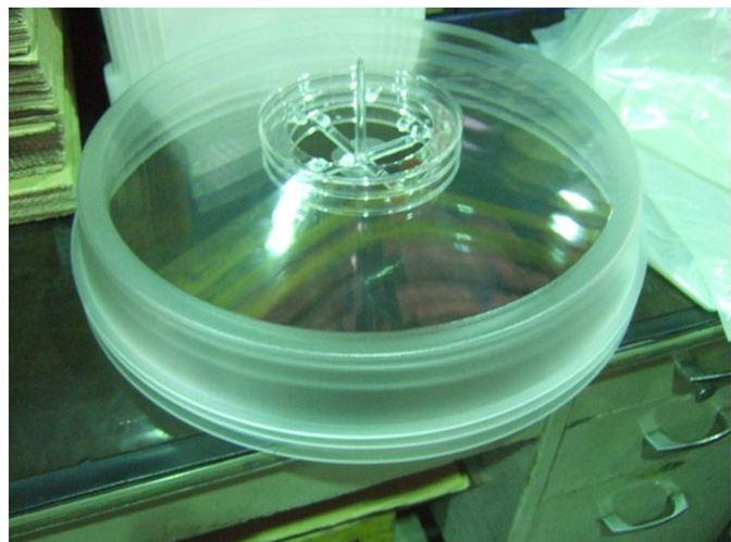 Lighting fixture molding
