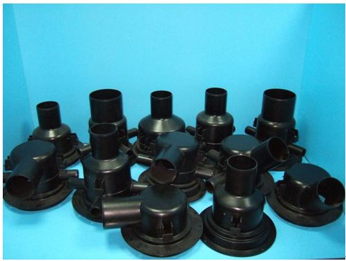plastic water filter injection mold