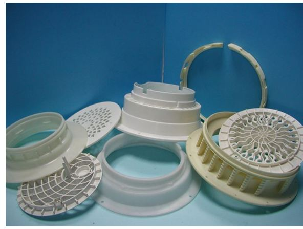 filters molds plastic injection