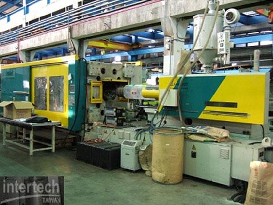 mass production process