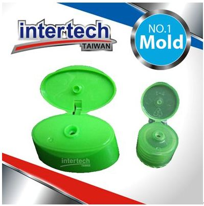 Injection closure molding