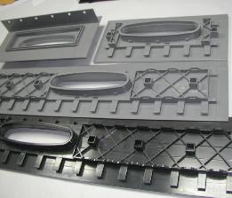 floor drain mold