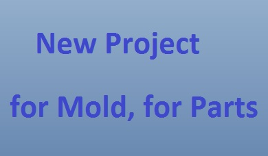 new project for mold