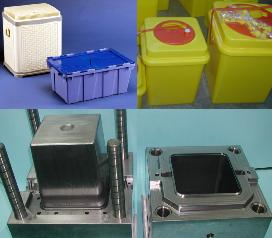container molds