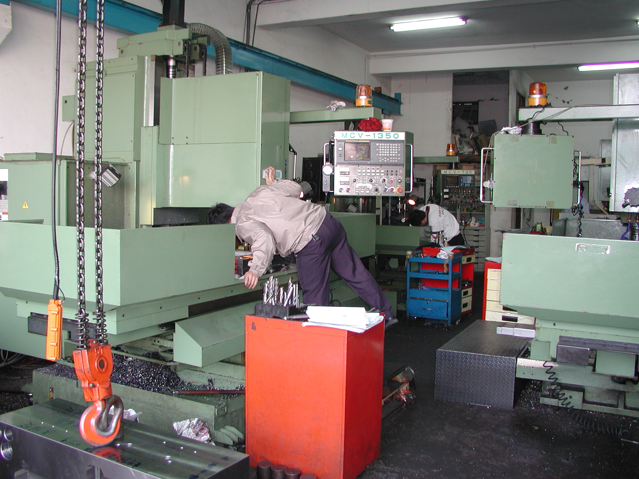 injection mold factory