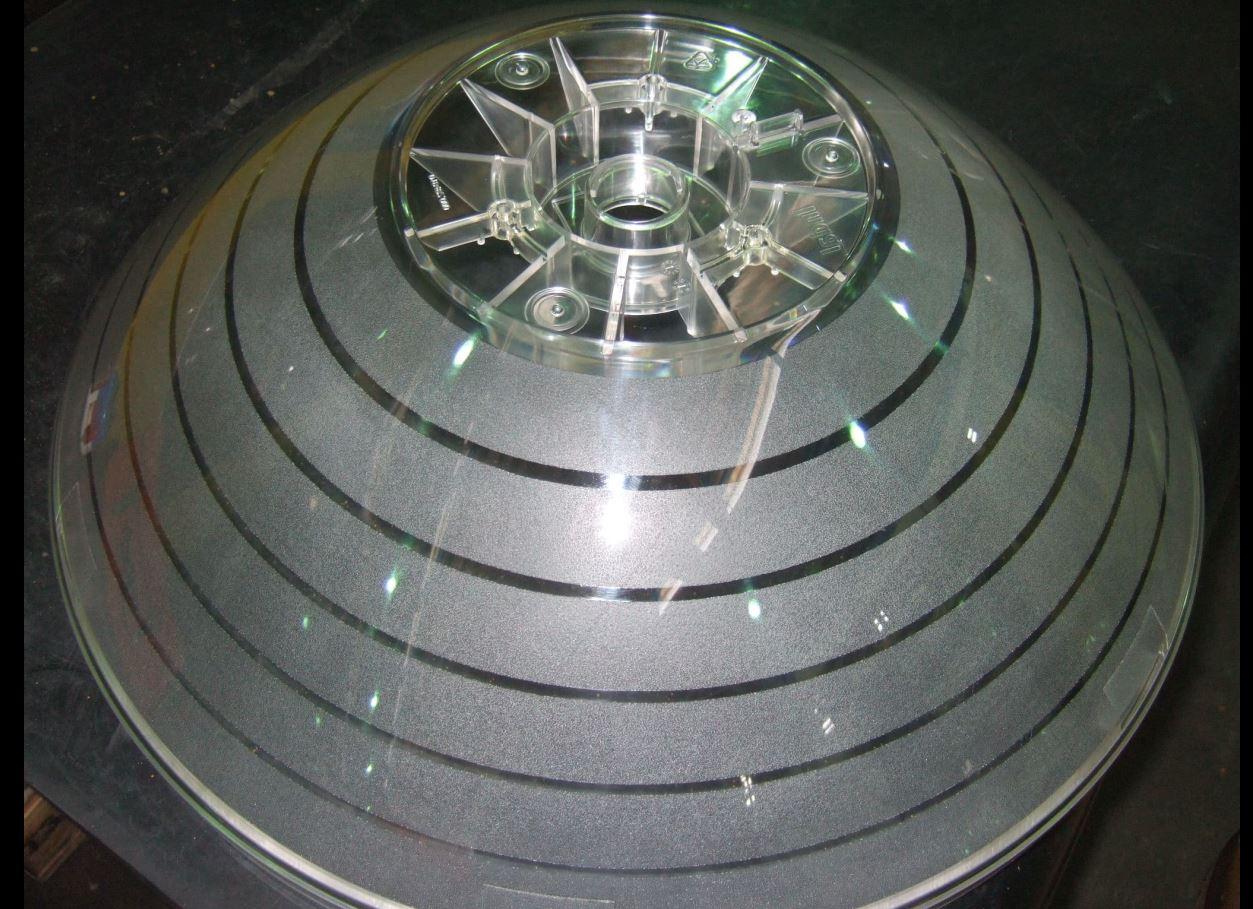 led molding