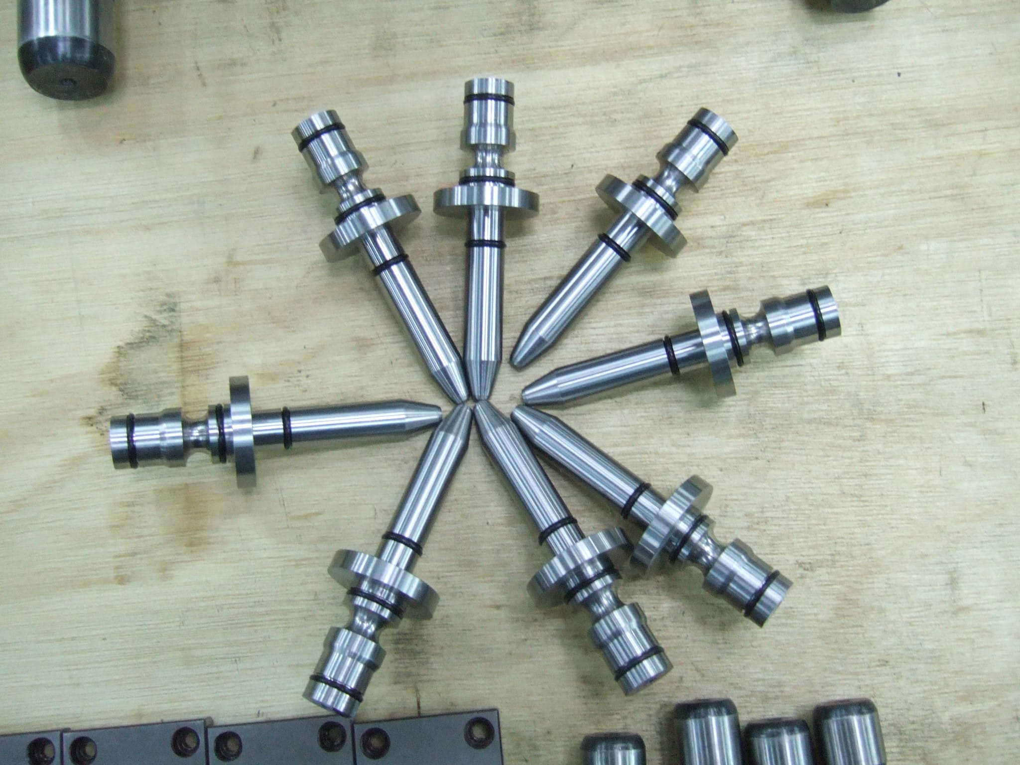 Stainless Steel Material Made