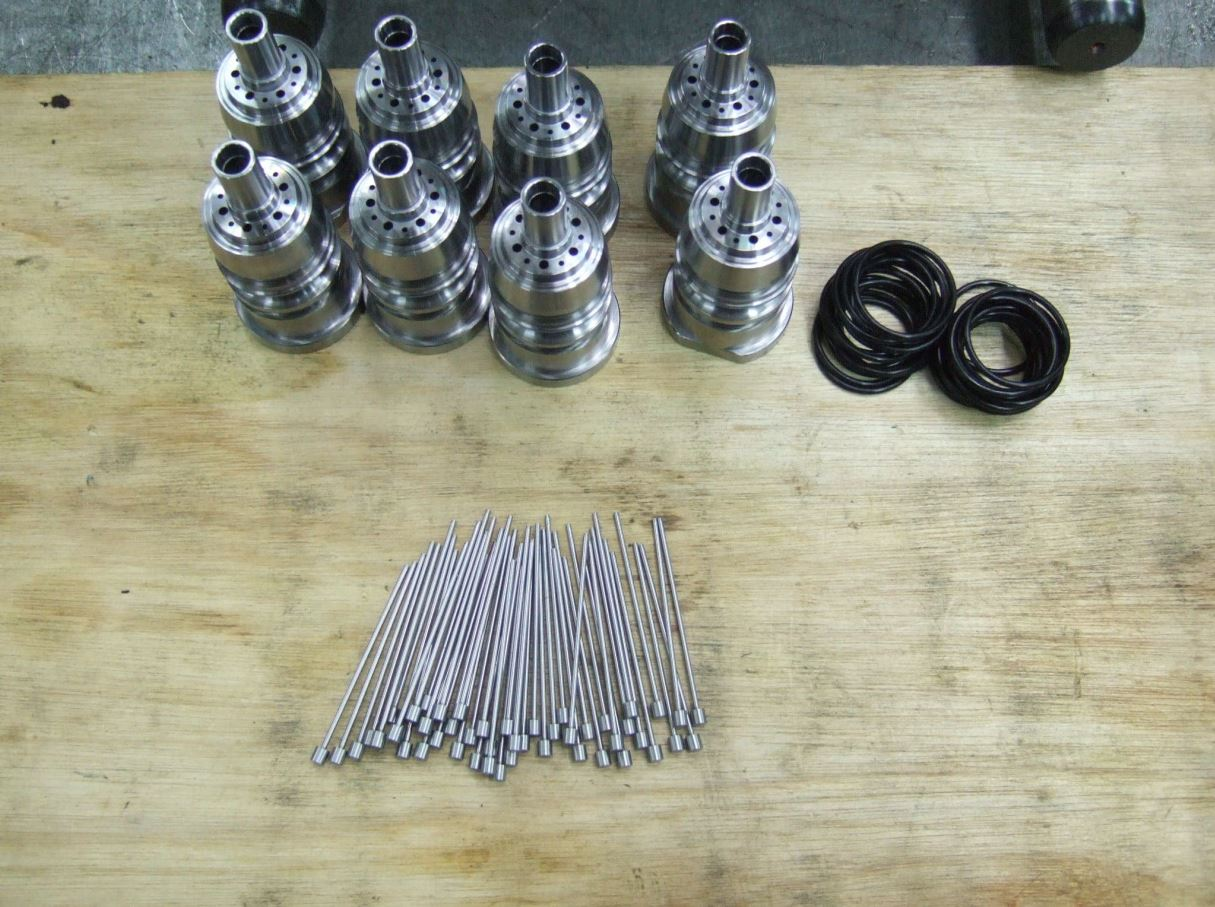 Mold Parts Pin and Ring Manufacturer