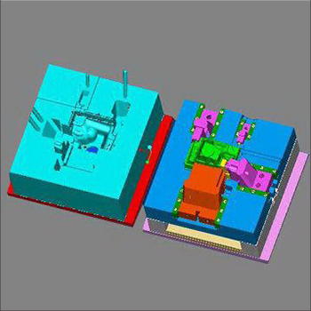 2D 3D Mold Design