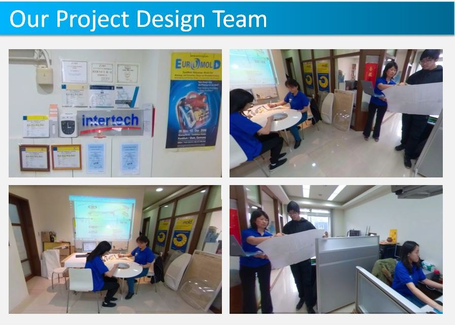our project design team